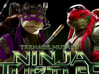 MS XBOX TMNT Movie