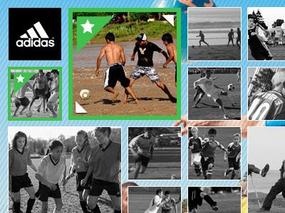 MS XBOX Adidas