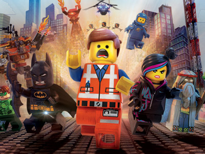 MS XBOX Lego – The Movie