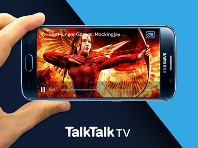 TalkTalk TV Android App